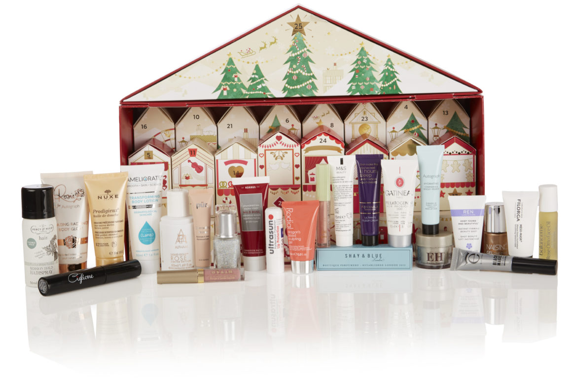 MM&S Beauty Advent Calendar