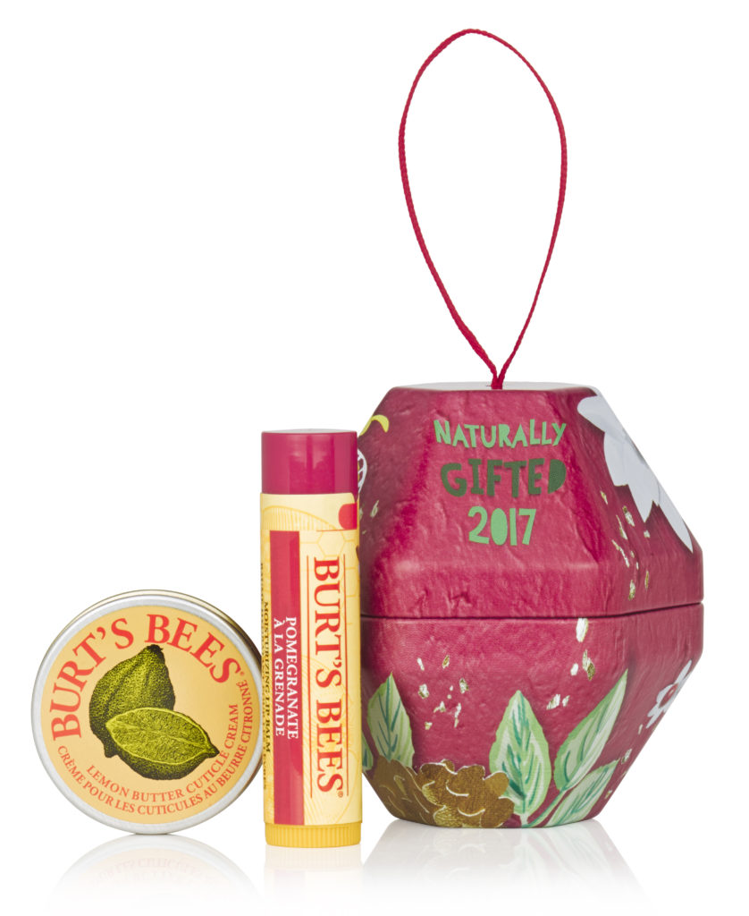 Burt's Bees Bit of Burt Pomegranate Gift Bauble