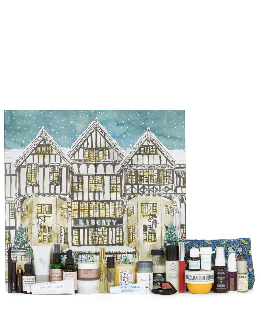 Liberty London Beauty Advent Calendar 2017