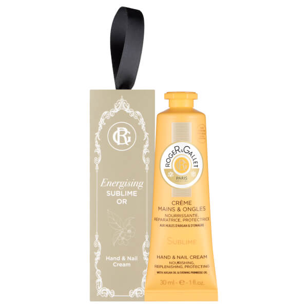Roger & Gallet Sublime Hand Cream Bauble