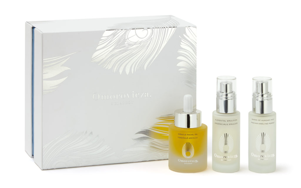 Omorovicza The Miracle Facial Oil set