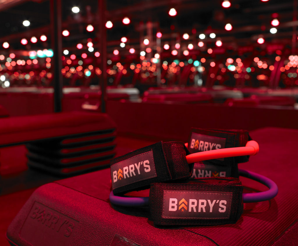 Barry's Bootcamp Victoria red room